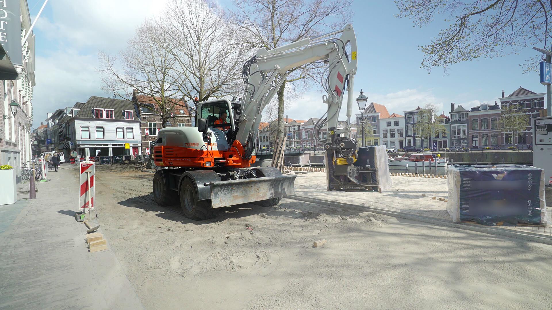 K+V zoekt voor de Gemeente Gorinchem een Teammanager Stadsontwikkeling