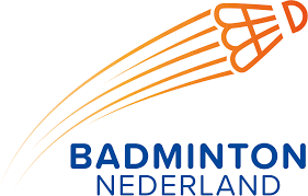 logo badminton nederland